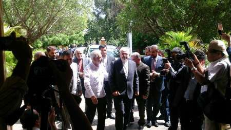 Zarif meets Nicaraguan counterpart, discusses bilateral ties