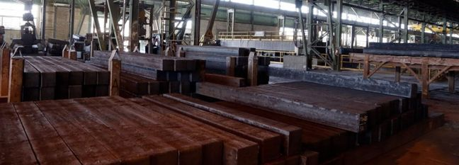 Iran Steel Exports Rise 40% to 7.8m Tons