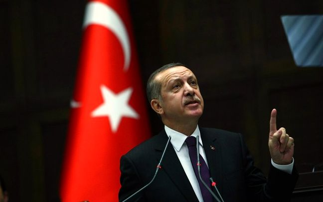 Erdogan Vows to Destroy Threats After 39 Killed in Istanbul