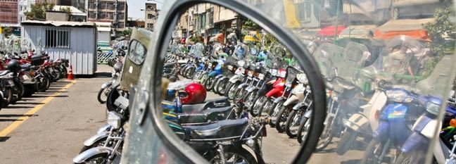 Motorcycles Set to Take Over Tehran, Worsen Air Pollution