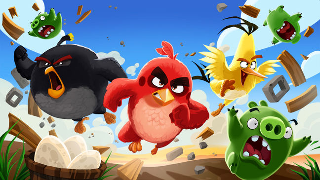 Angry Birds Set to Lay Golden Egg With $2 Billion IPO Value