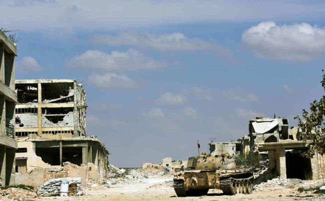 Syria fighting eases as Russian deal takes effect