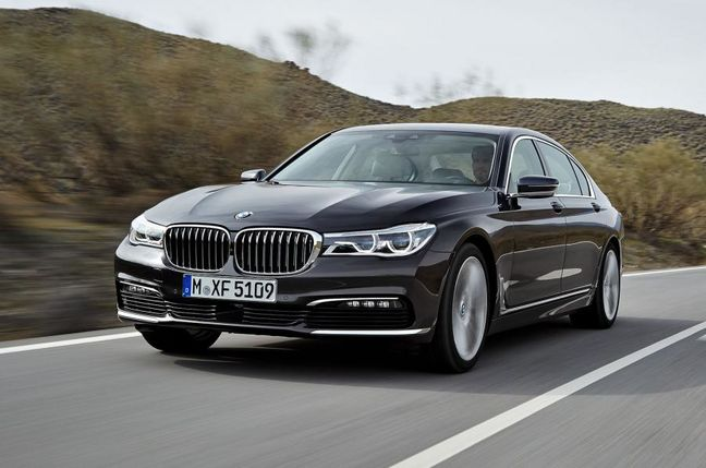 BMW Plans a Coupe to Put Boring 7-Series Back in Luxury Race