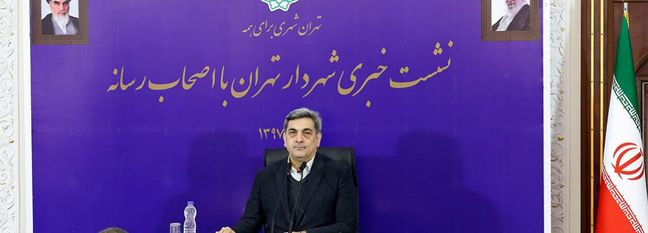 Tehran Mayor Hanachi Outlines Urban Transport Plans