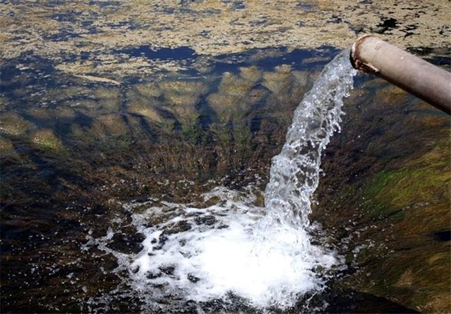 Tehran Groundwater Consumption High