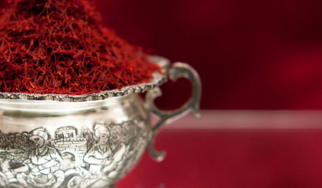 Iran produces 94 percent of world saffron