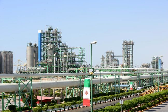 Iran Petrochem Revenue Averages $20 Billion Per Year
