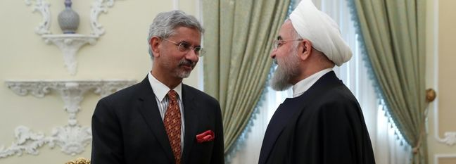 Indian FM in Iran: Mutual Ties Strong and Stable Despite Difficulties