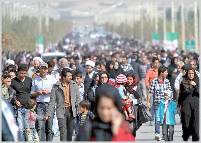 Iran's Population Dynamics and Demographic Window of Opportunity