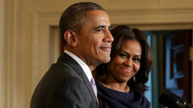 Penguin Random House lands book deal with Obamas