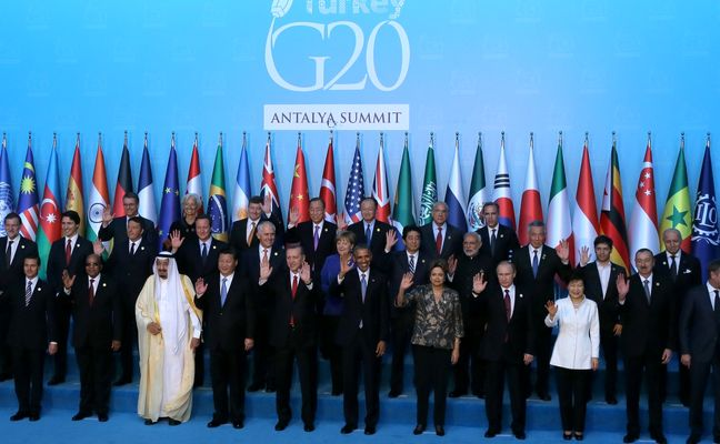 G20 will use 'all policy tools' to protect growth as Brexit looms