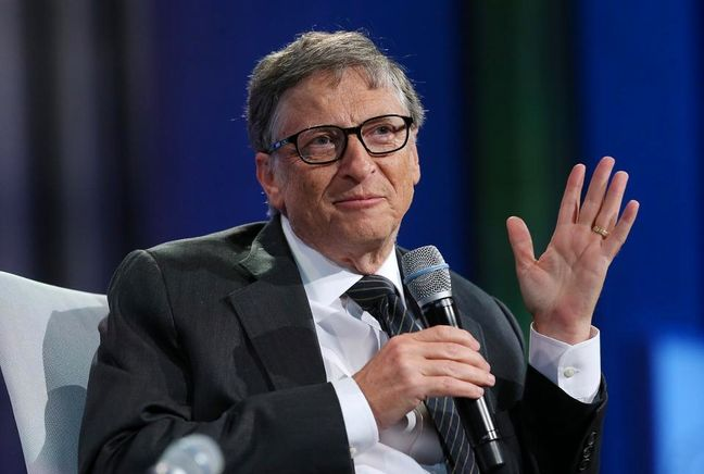 Bill Gates Among Rich Individuals Backing $1 Billion Energy Fund