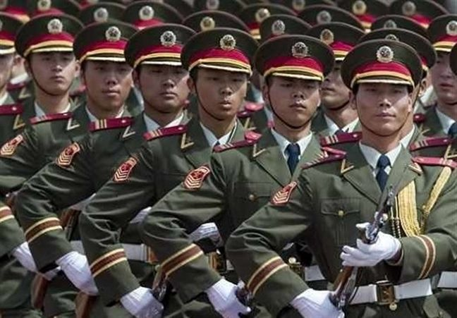 China to strengthen defenses, no word on budget