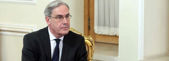 Paris Eager to Hold Talks on Region