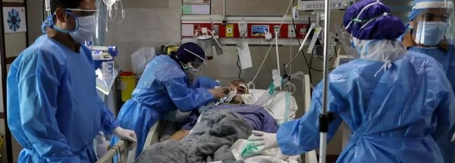 Iran Hits Record High of Daily Covid-19 Deaths