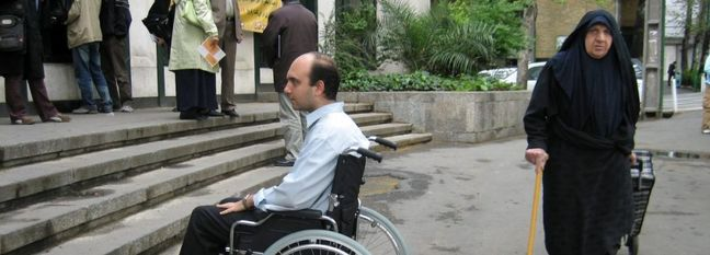 Tehran Getting Friendlier for Physically-Impaired Citizens
