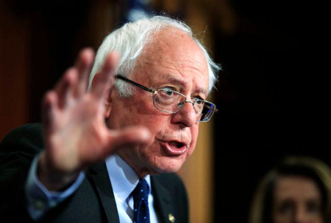 Bernie Sanders Running for President Again