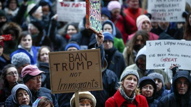 New Trump immigration order will remove Iraq from list of banned countries: AP