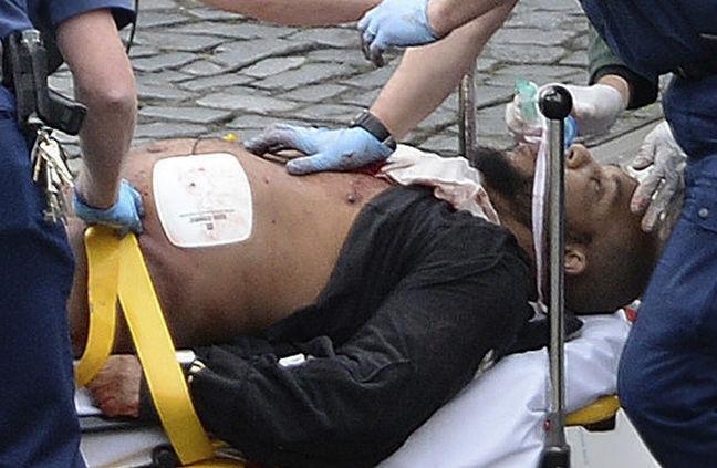 Saudi Embassy Confirms U.K. Attacker Had Been in Saudi Arabia