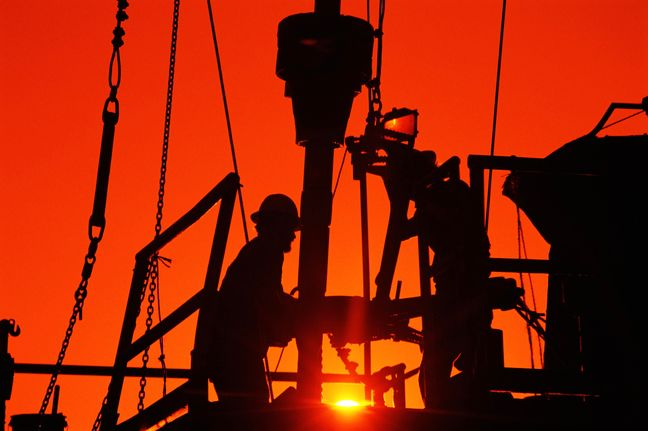 Oil prices rise as dollar comes off two-week high