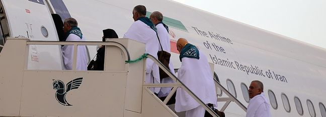 Iran Air to Operate All Hajj Flights to Saudi Arabia