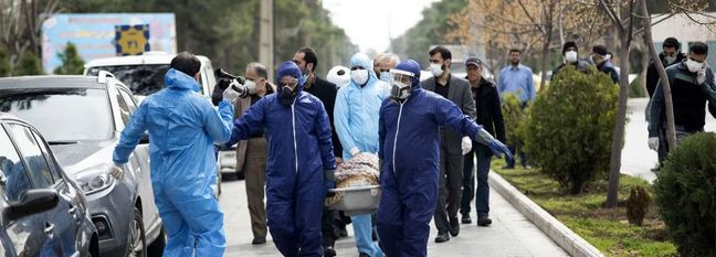 Restrictions Return to Tehran Amid Rising Virus Infections