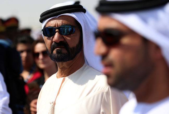 Dubai's Ruler Removes Senior Officials One Day After Surprise Spot Check