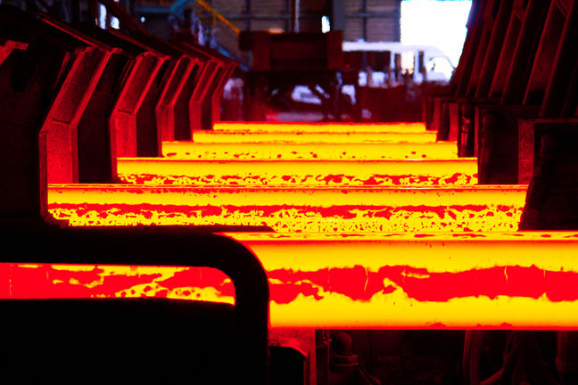 Iranian Steel Exporter Boosts Shipments by 81%