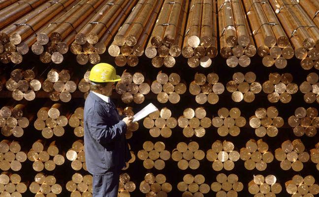 Base Metals Spur TSE Growth