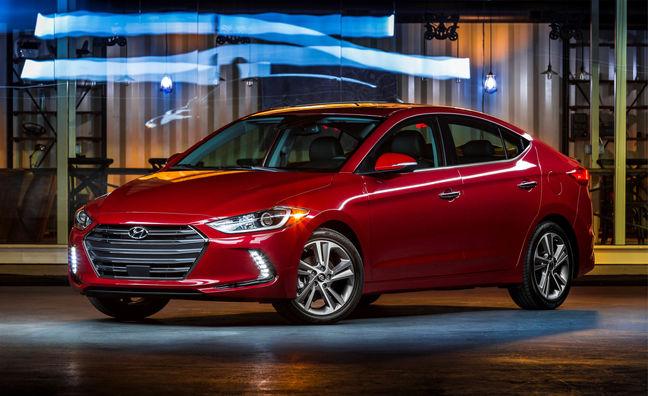 Hyundai, Kerman Motor sign deal to produce Elantra in Iran