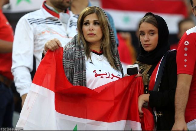 Syria Pursuit of Soccer History Alive After Draw With Ally Iran