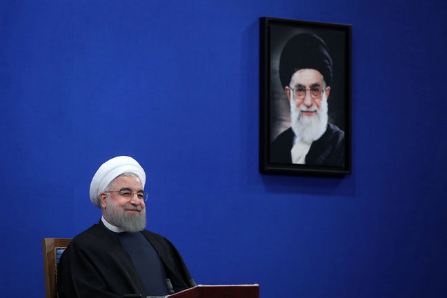 President Rouhani calls for reviewing Islamic Revolution