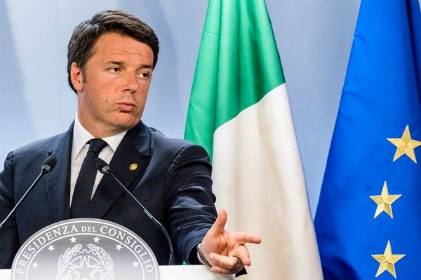 Italy firms as investors bet against immediate snap election
