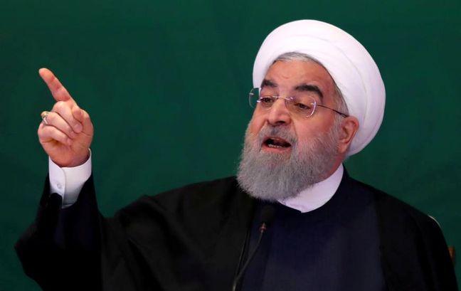 Iran says it will fiercely resist U.S. pressure to limit its influence