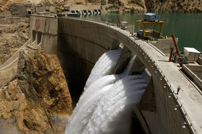 China Water Company Signs MoU to Build Dams in Maku