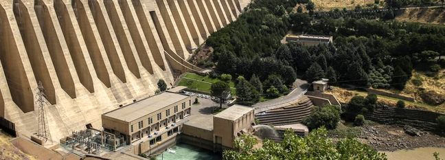 Tehran Hydropower Plants Equipped to Help in Summer