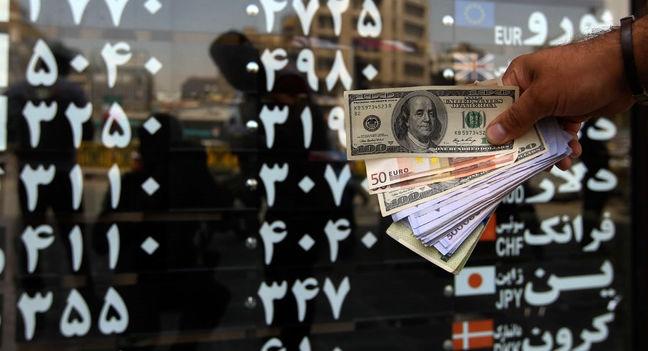Currency Gains in Tehran Market