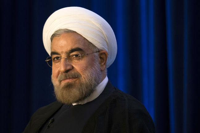 President Rouhani elaborates on New York visit
