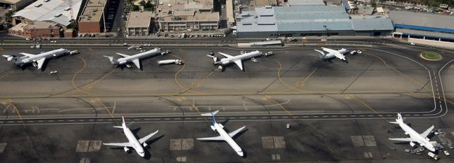 Slight Increase in Iran Airport Traffic