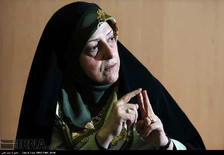Ebtekar: Iran, Iraq to jointly control dust storms
