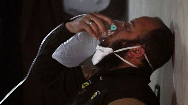 U.S. Sees Syria's Assad Staying in Power as Attack Kills 58