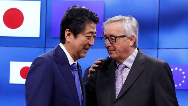 EU, Japan Reiterate Support for Nuclear Deal