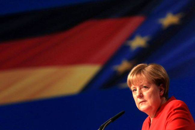 How Trump Could Actually Boost Merkel's Election Pitch