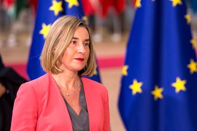 EU Says Will Work to Keep Nuclear Deal in Place