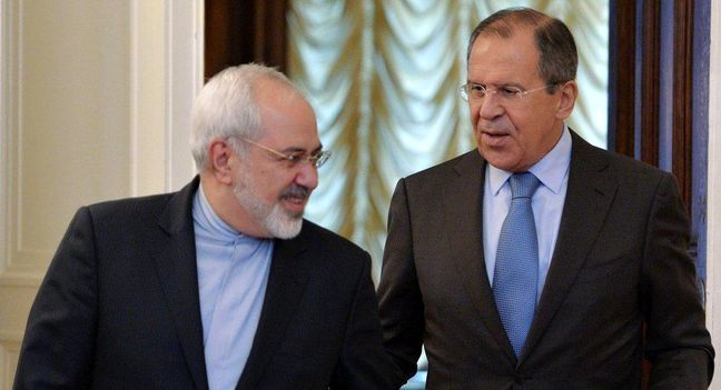 Iran, Russia discuss intra-Syrian peace talks