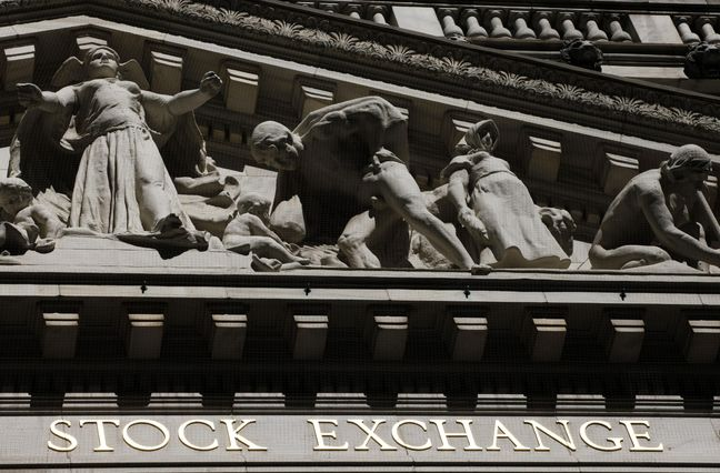 Global stocks wilt ahead of Fed gathering, dollar wobbles