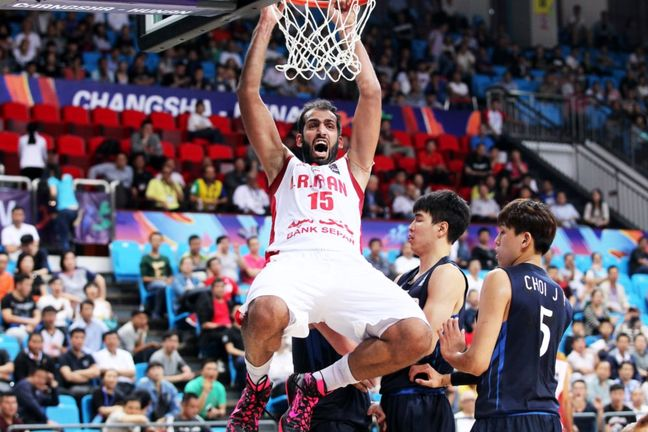 Haddadi, best playmaker in FIBA Asia Cup