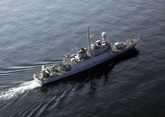 Iran's IRGC seizes trespassing Saudi vessel in Persian Gulf