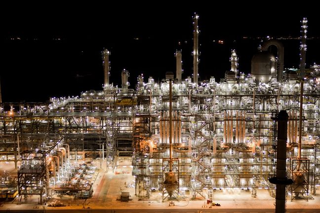 Harvey's Made the World's Most Important Chemical a Rare Commodity
