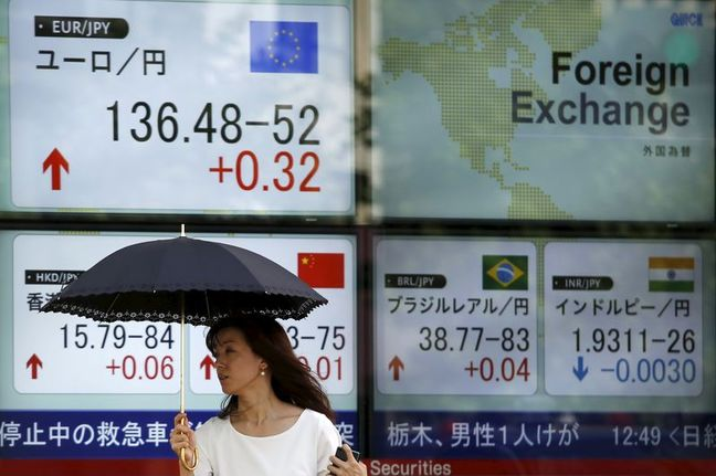 Oil sinks while stocks gain on North Korea, euro shaken by Italy